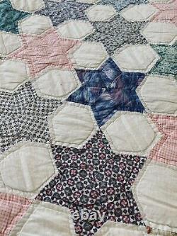 Antique vintage handmade quilts