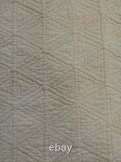 Vintage Hand Made Quilt