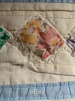Vintage Handmade Quilt