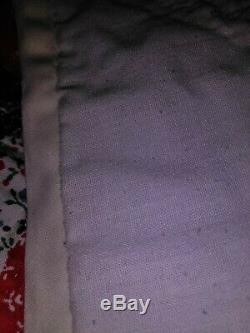 Vintage, handmade Quilt Large Size 90x98 Beautiful, Excellelent Condition